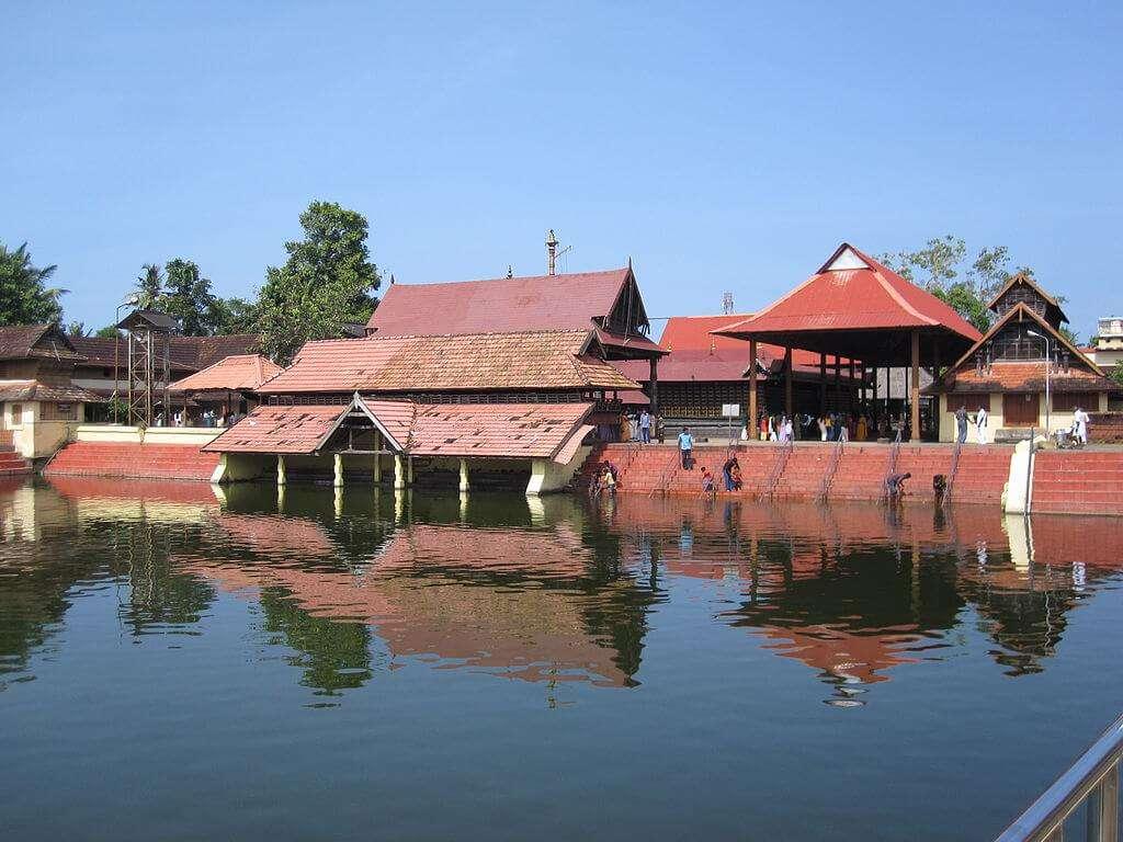 Ambalapuzha Sree Krishna Templ