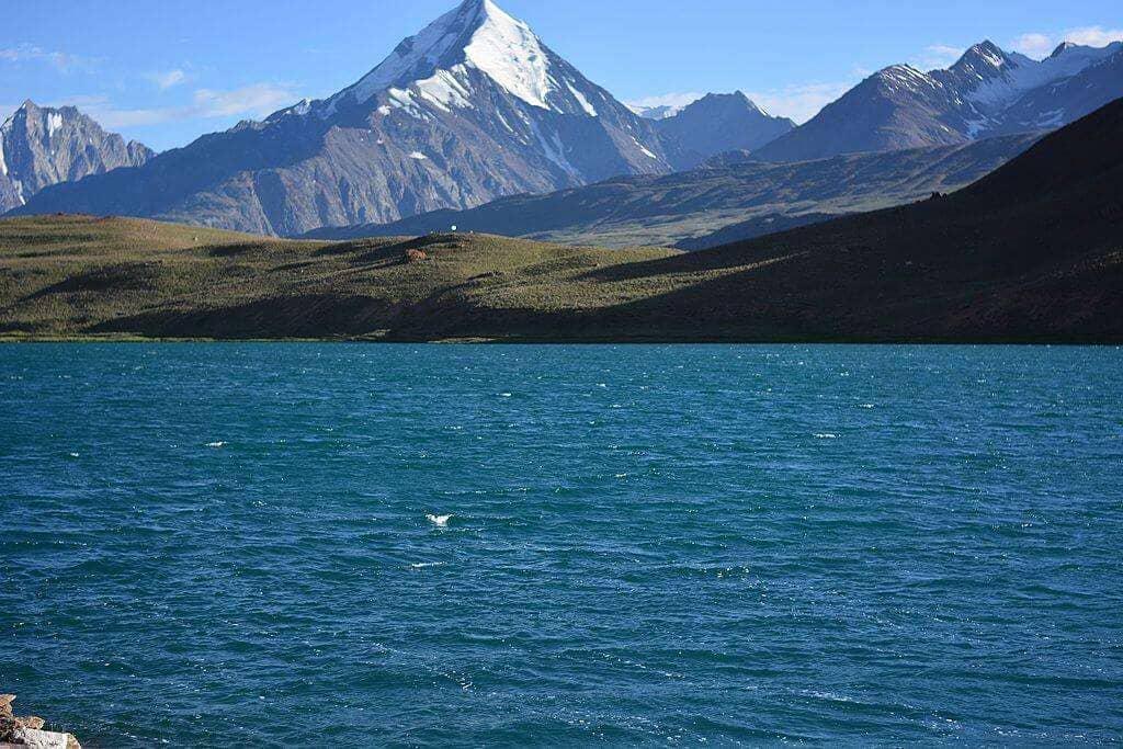 Beauty of Chandratal Lake