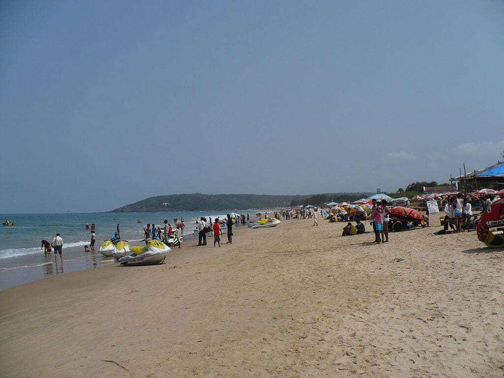 Calangute_Beach,Goa