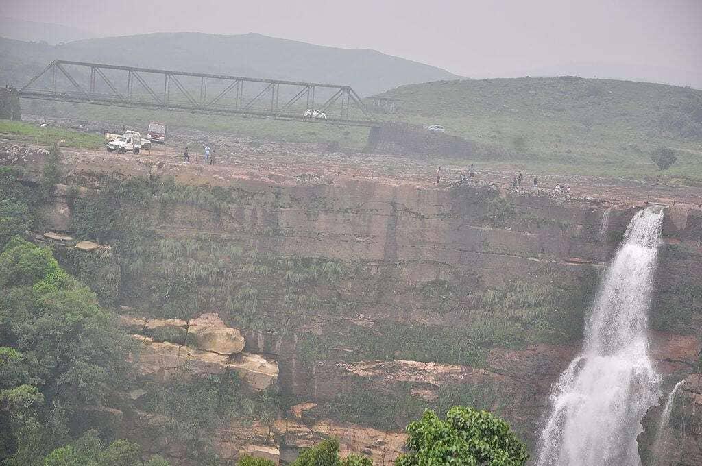 Dian Thlen Falls Meghalaya