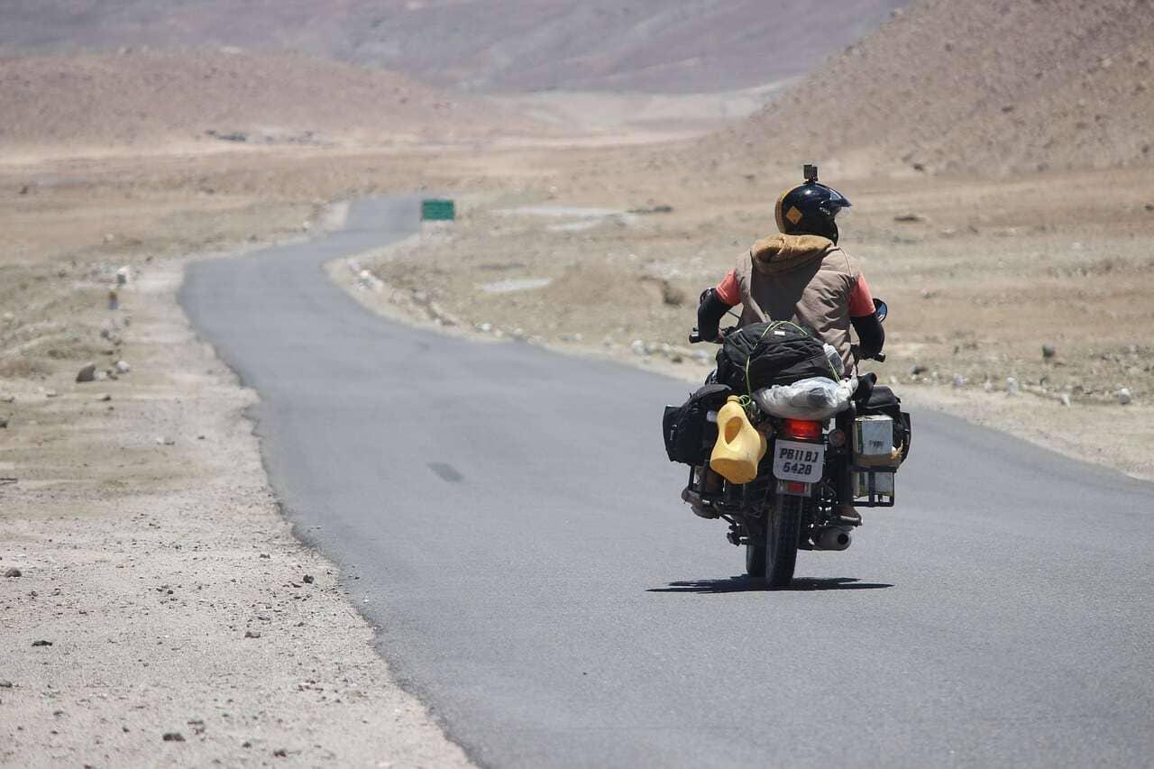 Delhi-Ladakh-bike-ride