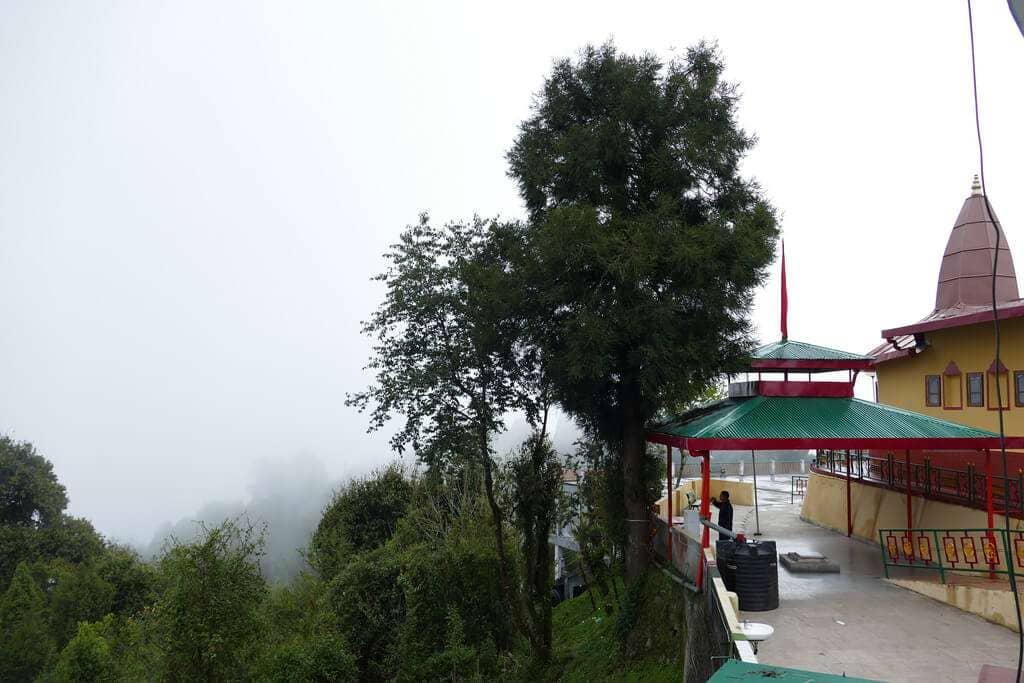 Hanuman Tok Sikkim