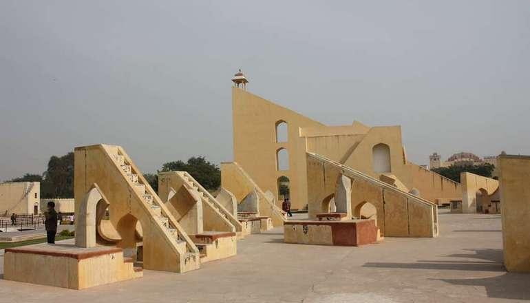 Jaipur, Jantar Mantar, Rashi Yantras