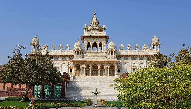 Jaswant_Thada_cenotaph,_Jodhpur