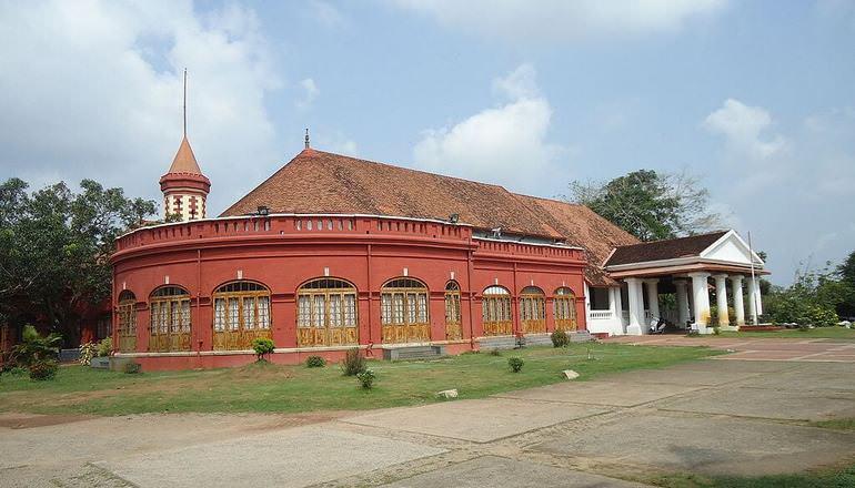 Kanakakkunnu Palace Thiruvananthapuram Kerala