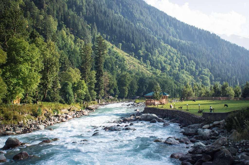 Kashmir Great Lakes Yhai Trekking