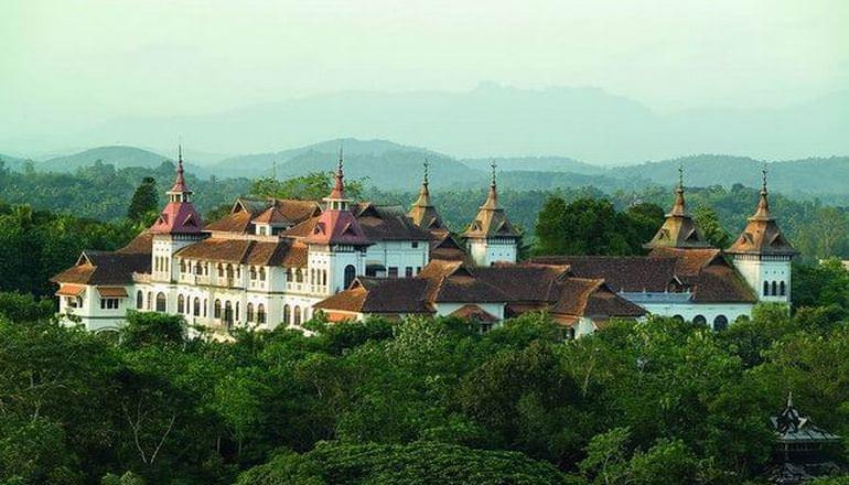 Kowdiar Palace Kerala