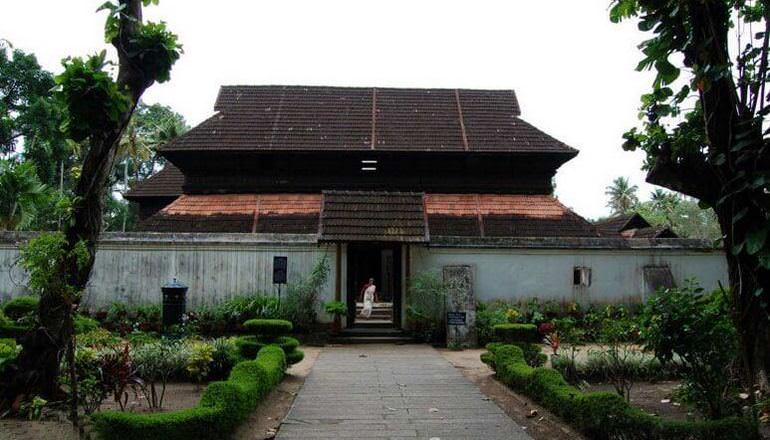 Krishnapuram palace Alleppey
