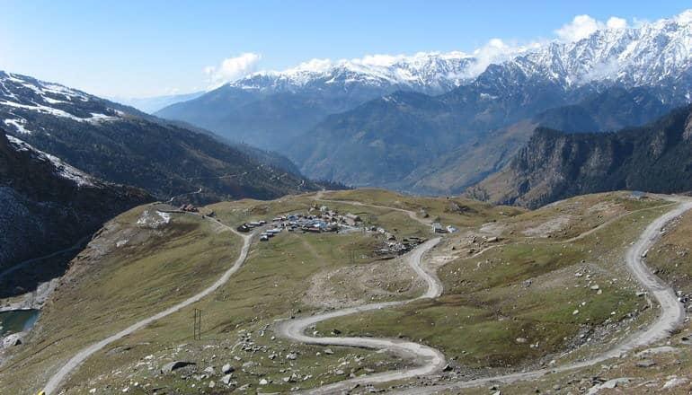 Manali Rohtang Pass