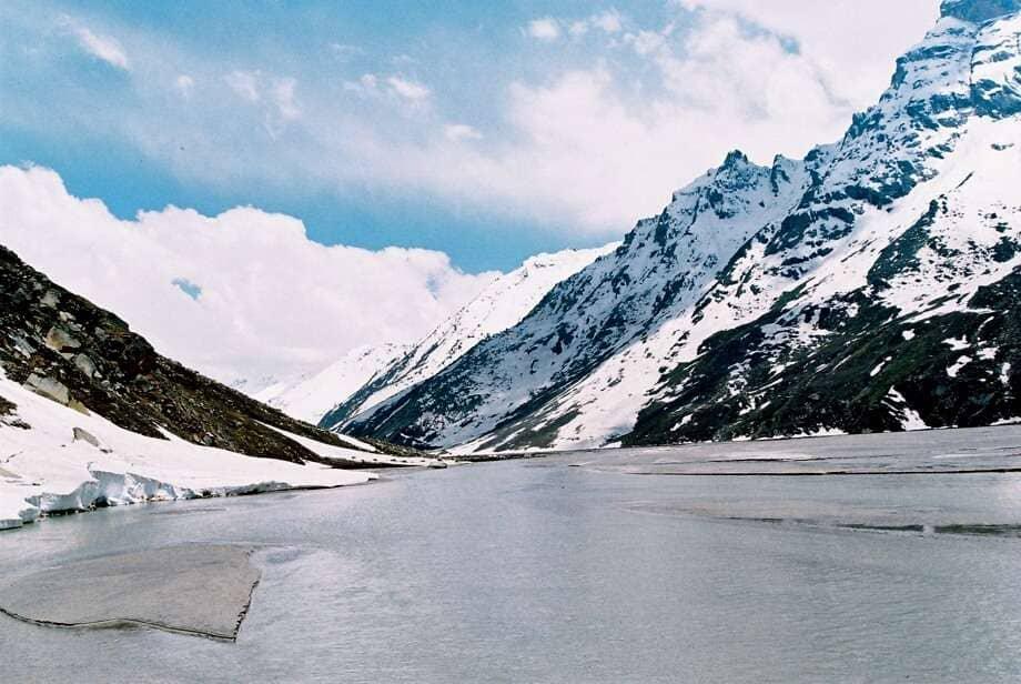 Mantalai Lake - Himachal Pradesh