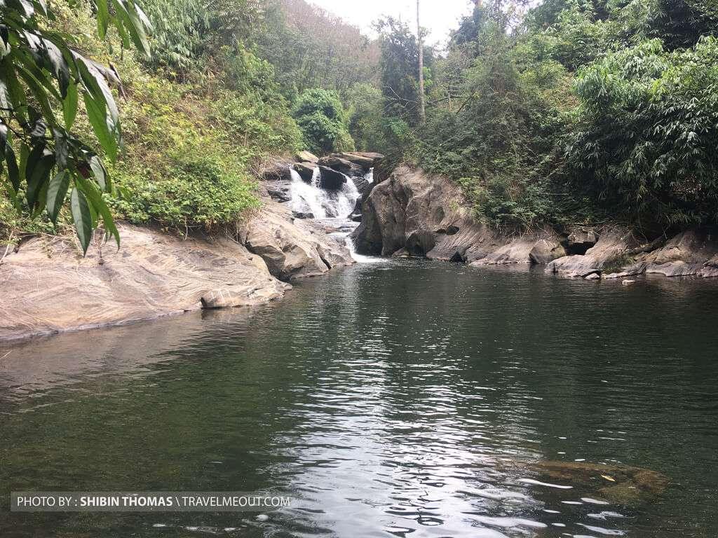 Nakkayam Waterfalls_ Vannapuram