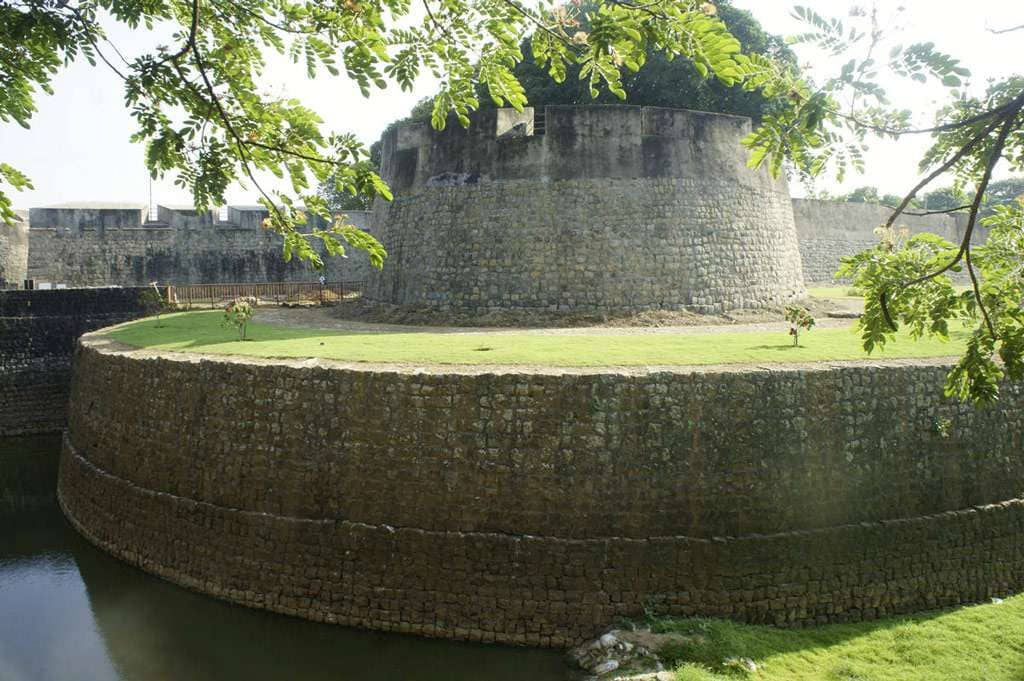 Palakkad Fort Kerala