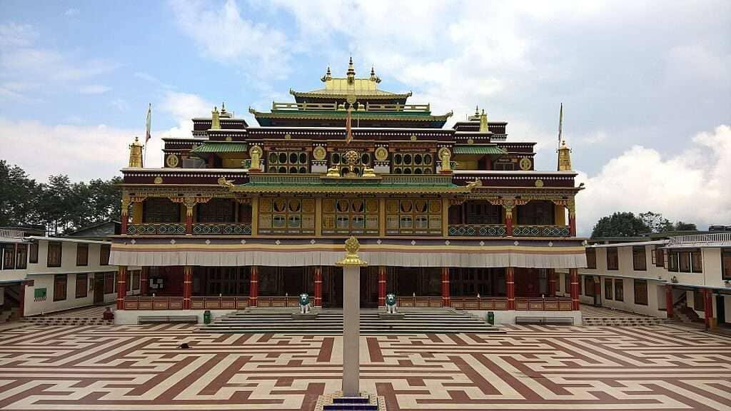 Ralong Monastry Sikkim