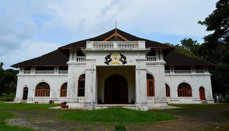 Sakthan Thampuran Palace Thrissur