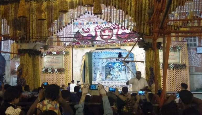 Shree Govind Dev Ji Temple Jaipur Rajasthan