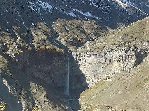 Sissu Waterfalls