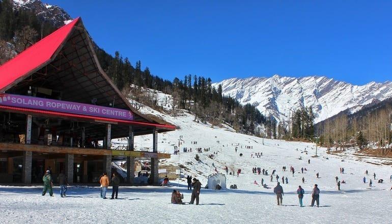 Solang Manali Himachal Pradesh
