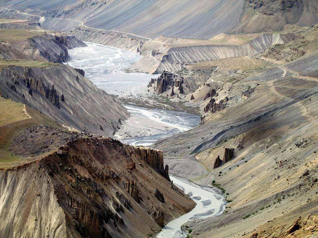 Spiti Valley Lahaul Himachal