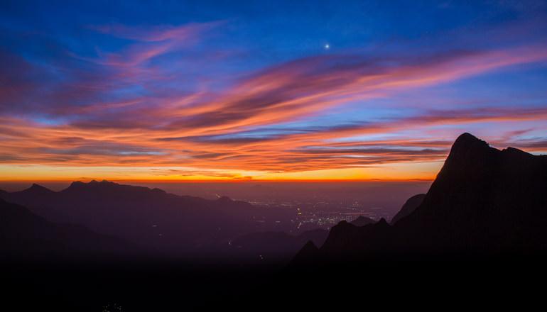 Kolukkumalai Sun Rise View Point
