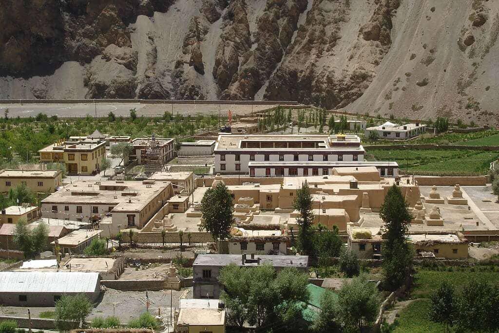 Tabo Buddhist Monastery Complex