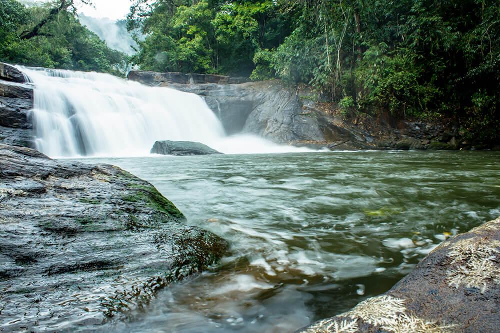 Thommankuthu waterfalls