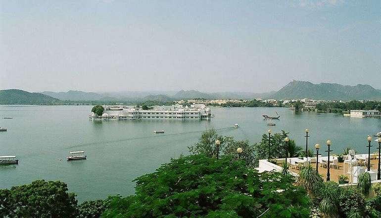 Udaipur_Lake_India
