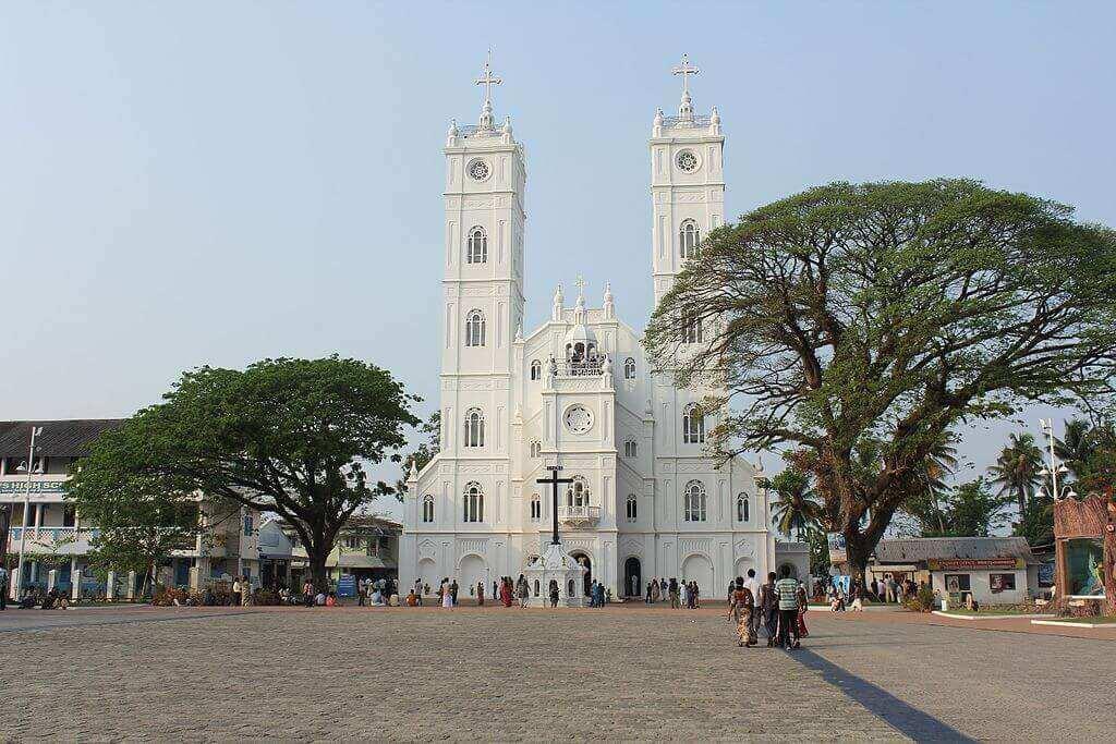 Vallarpadam Church Kochi
