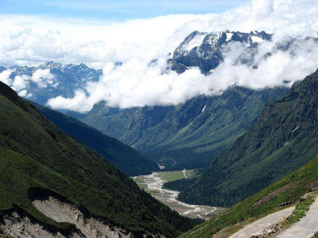 Yumthang valley Lachung Sikkim