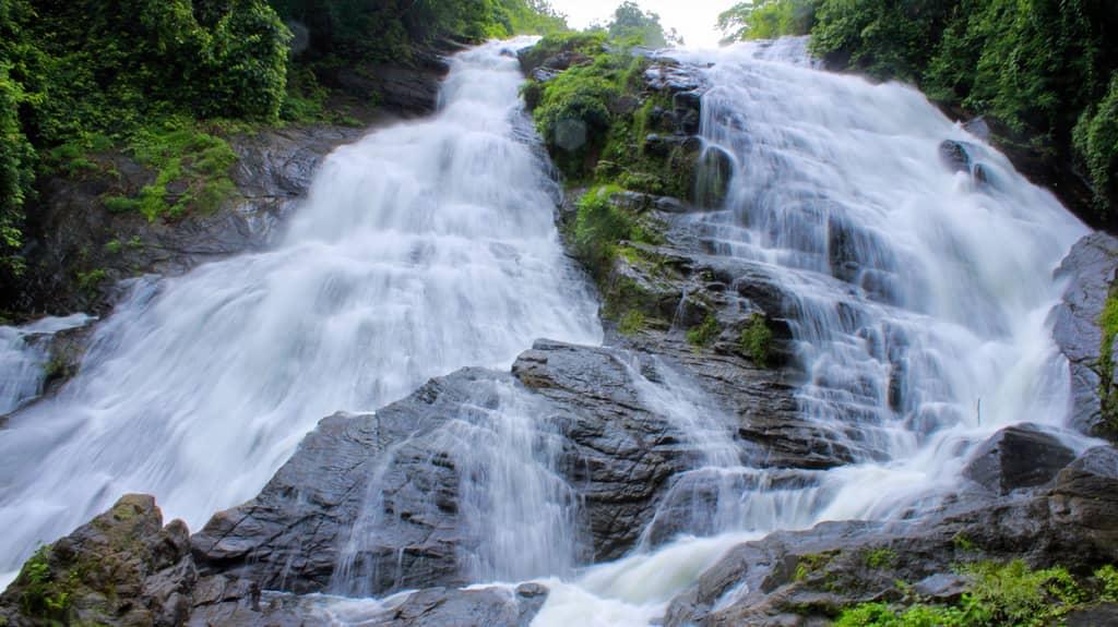 Charpa Waterfalls Kerala