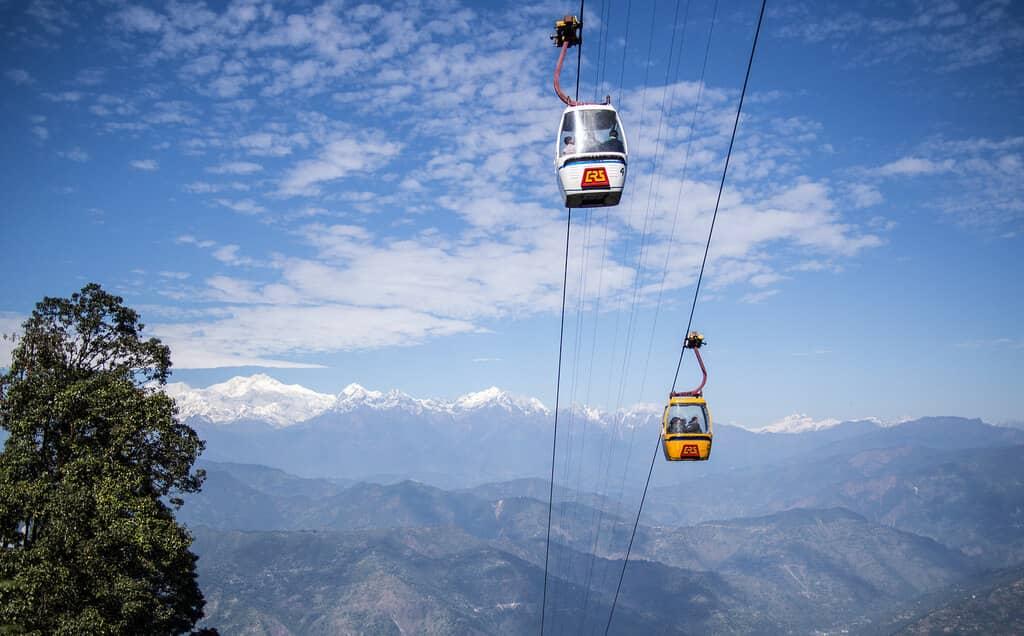 darjeeling ropeway West Bengal