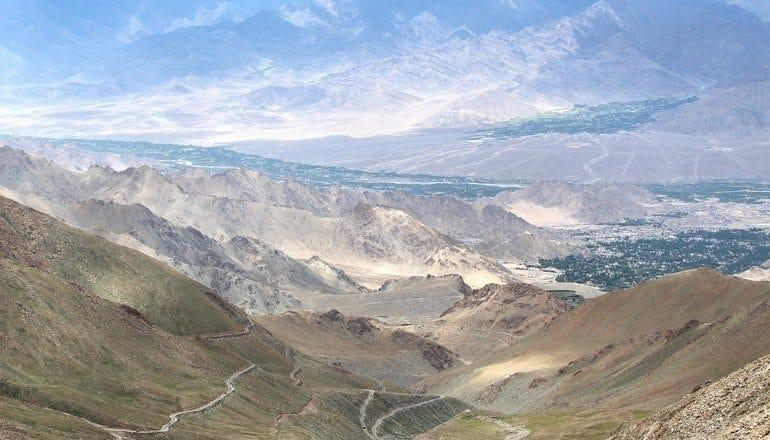 lahaul spiti leh ladakh mountains